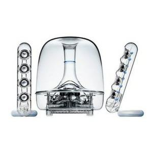 HARMAN KARDON SOUNDSTICKS COMPUTER SPEAKER SYSTEM
