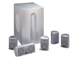 Infinity Tss 450plt Home Theater Speaker System