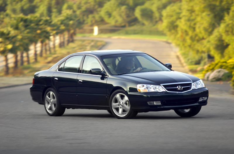Acura Tl To Include Factory Fitted Dvd Audio System Dvd