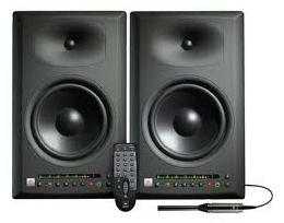 JBL PROFESSIONAL SERIES LSR4326P STUDIO MONITORS