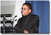 Herbie Hancock - Click for a Larger Image