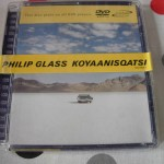 Philip Glass – 'Koyaanisqatsi'  A DVD-Audio review by Stuart M. Robinson