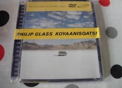 Philip Glass – 'Koyaanisqatsi'  A DVD-Audio review by Stuart M. Robinson