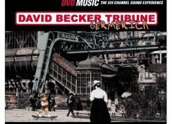 David Becker Tribune – 'Germerica'  A DVD-Audio review by Stuart M. Robinson