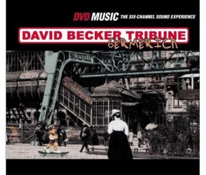 David Becker Tribune - Germerica cover