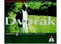 Royal Concertgebouw Orchestra (Harnoncourt) – 'Dvorak: Symphony No. 9 and The Water Goblin'  A DVD-Audio review by Stuart M. Robinson