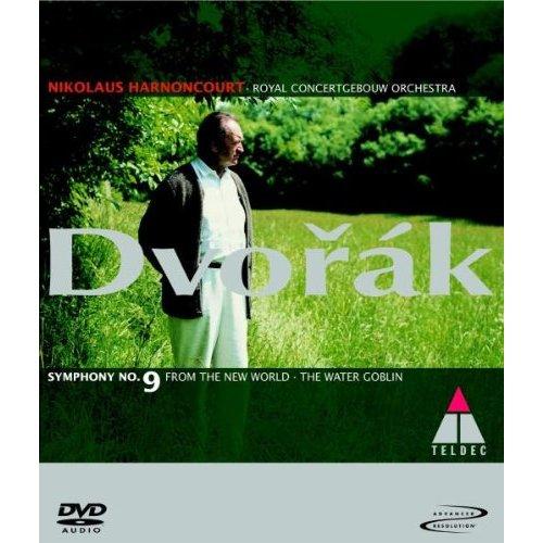 Royal Concertgebouw Orchestra (Harnoncourt) - Dvorak: Symphony No. 9