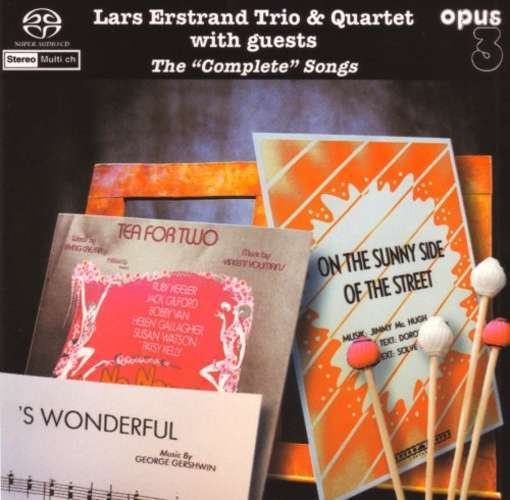 The Complete Songs by the Lars Erstrand Trio and Quartet