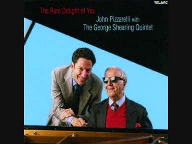 John Pizzarelli and George Shearing