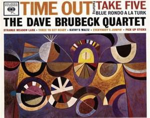 Dave Brubeck Quartet - Time Out cover