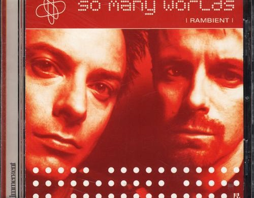 Rambient – 'So Many Worlds'  A DVD-Audio review by Stuart M. Robinson