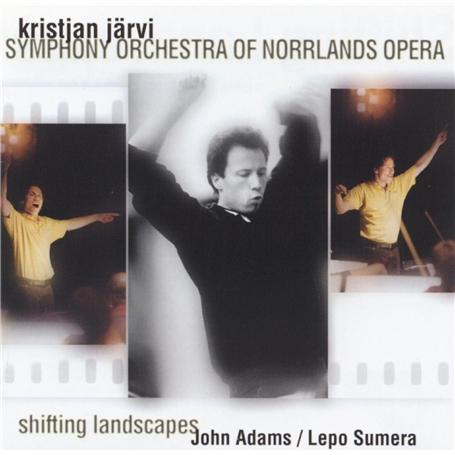 Symphony Orchestra of Norrlands Opera - Jarvi - Shifting Landscapes
