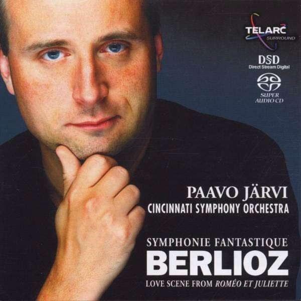 Cincinnati Symphony Orchestra (Jarvi) - Berlioz: Symphonie Fantastique