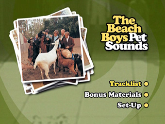 The Beach Boys – 'Pet Sounds' A DVD-Audio review by Nicholas D. Satullo
