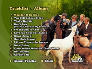 pet sounds track list