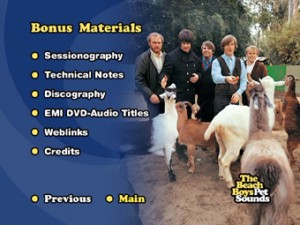 pet sounds bonus