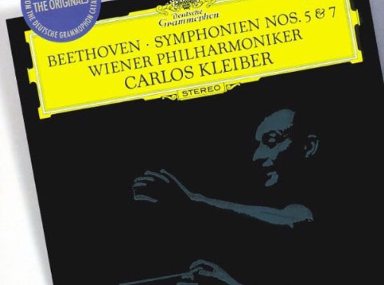 Vienna Philharmonic (Kleiber) - Beethoven: Symphonies No.5 and No.7 cover