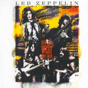 Led Zeppelin - how the west was won, dvd
