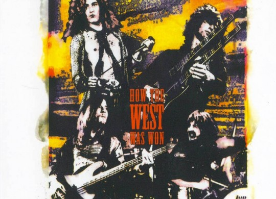 Led Zeppelin – 'How The West Was Won'  A DVD-Audio review by Andy Giles