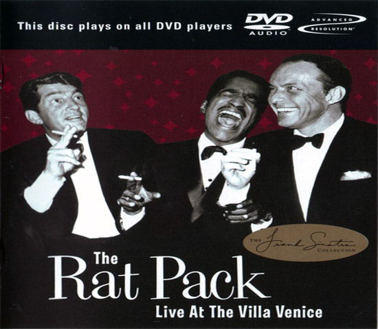 The Rat Pack Live at The Villa Venice