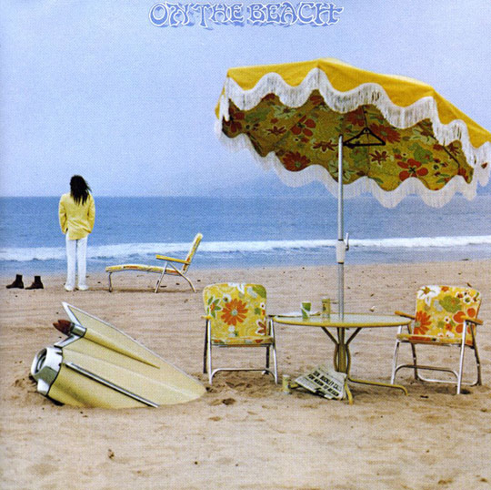 Neil Young - On the Beach A DVD-Audio