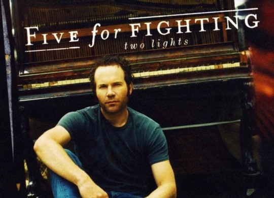 John Mayer and Five for Fighting Coming to SACD Surround