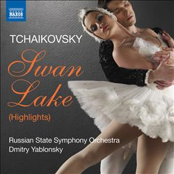 Russian State Symphony (Yablonsky) – 'Tchaikovsky: Swan Lake'  A DVD-Audio review by Chris Salocks
