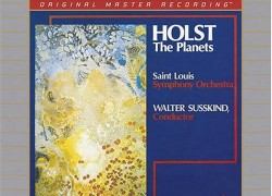 Saint Louis Symphony Orchestra (Susskind) – 'Holst: The Planets'  An SACD review by Mark Jordan