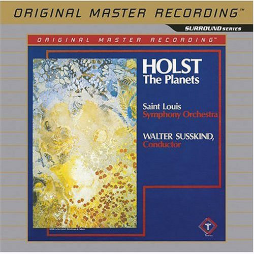 Saint Louis Symphony Orchestra (Susskind) - Holst: The Planets