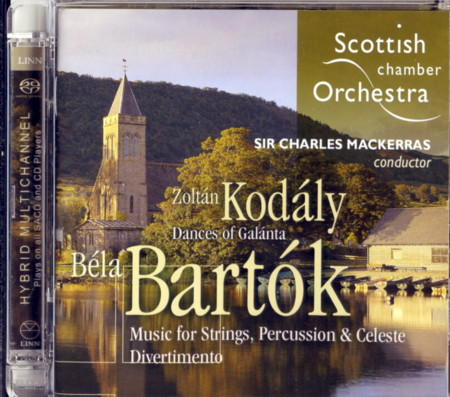 Scottish Chamber Orchestra (Mackerras) - Bratok: Music for Strings