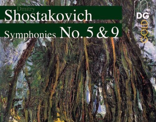 Beethoven Orchestra Bonn (Kofman) – 'Shostakovich: Symphony No.5, Symphony No.9'  A DVD-Audio review by Mark Jordan