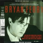 Bryan Ferrys Boys and Girls Album Released in SACD Surround Sound by Virgin Records/EMI UK