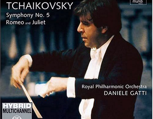 Royal Philharmonic Orchestra (Gatti) – 'Tchaikovsky: Symphony No.5, Romeo and Juliet Overture'  An SACD review by Mark Jordan