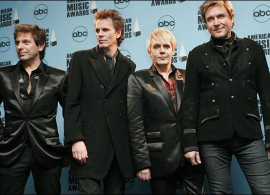 Duran Duran, John Legend, John Mayer and Switchfoot Super Audio CDs Arrive in Music Stores