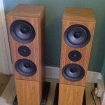Linn Keilidhs Compact Tower Speakers