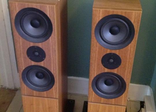 Linn Keilidhs Compact Tower Speakers