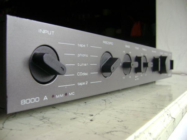 My Old Friend: The Audiolab 8000A (first series) Integrated