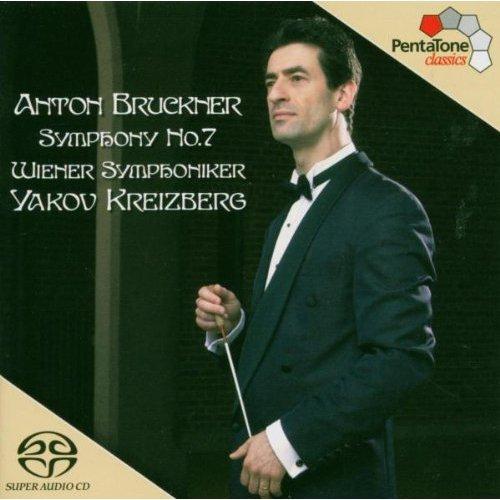 Vienna Symphony Orchestra (Kreizberg) - Bruckner: Symphony No.7 in E major