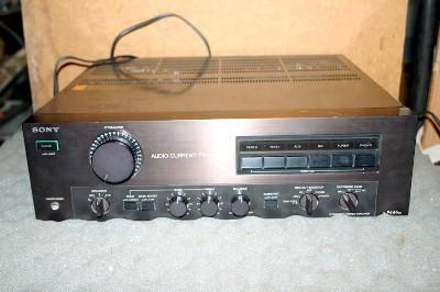 Sony TA-F444ES front