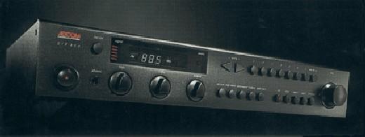 Adcom GPT-450 Preamplifier/Tuner