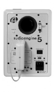 Audioengine5 Speakers back