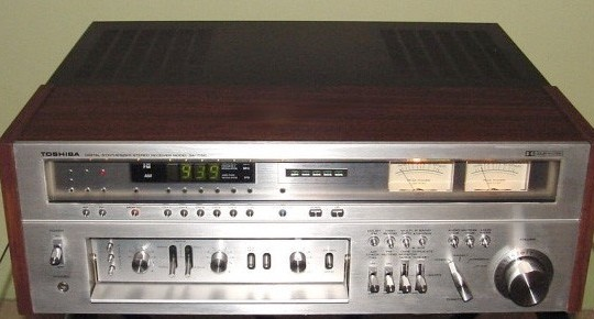 1970's Audio and the Receiver Wars