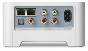 Sonos Digital Music System back