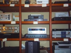 audio eqipment