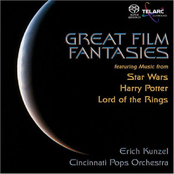 Cincinnati Pops Orchestra (Kunzel) – Great Film Fantasies