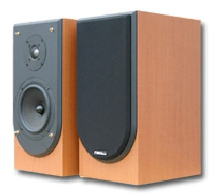 NeoSpeak NeoTetra Bookshelf  Speakers