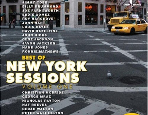 Chesky Unleashes The First Two New York Sessions Jazz Surround Sound SACDs