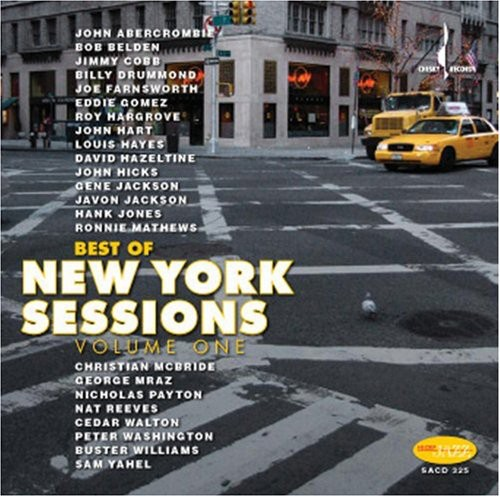 New York Sessions Jazz Surround Sound SACDs