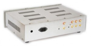 Grid Preamplifier Back