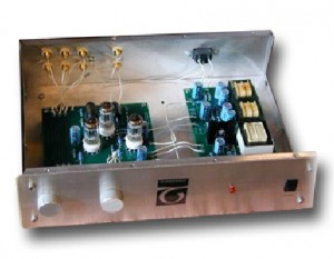 Grid Preamplifier inside